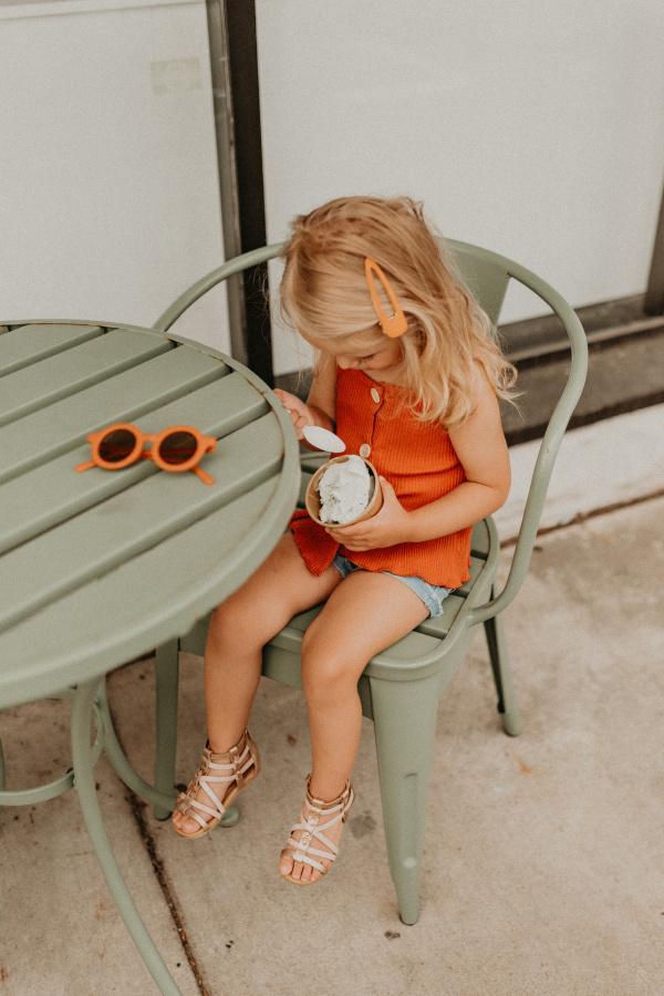 detské slnečné okuliare