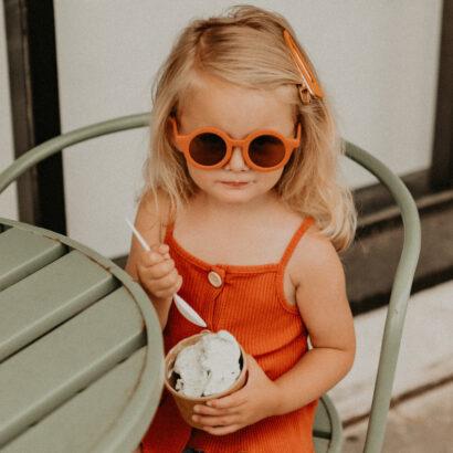 udržateľné slnečné okuliare