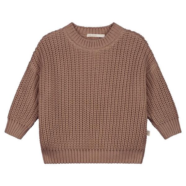 chunky oversize sveter